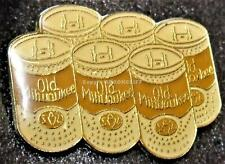 BEER OLD MILWAUKEE 6 PACK Lapel Pin
