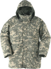 Universal Camo -ECWCS Cold Weather Parka (Gore-Tex) US Made LARGE REGULAR