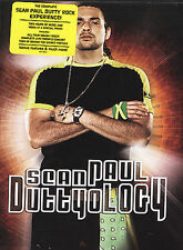 Sean Paul - Duttyology NEW DVD,LIVE CONCERT,VIDEOS,DUTTYROCK ,FREE SHIP !