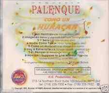 rare CD salsa ORQUESTA PALENQUE como un huracan HOW AM I SUPPOSE TO LIVE WITHOUT