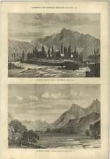 1873 The Mission To Yorkund Kargil Rivers Ladakh
