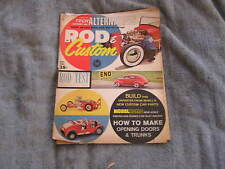 Rod and Custom Magazine September 1962