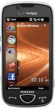 SAMSUNG OMNIA II SCH-i920 i920 VERIZON CAMERA PHONE DEMO UNIT