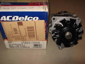 ACDelco Remanufactured Alternator 321-1022 10463402