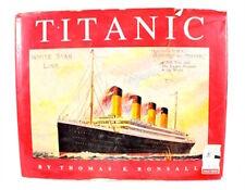 1987 Titanic Book by Thomas E. Bonsall (HC)