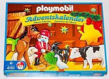 playmobil 4151 advent calendar adventskalender christmas gift xmas 2004 vintage
