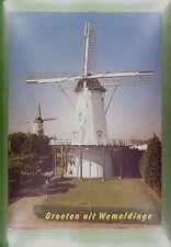 CPA Holland Wemeldinge Windmill Moulin a Vent Windmühle Molino Wiatrak w213