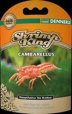 Dennerle Shrimp King - Cambarellus Crayfish Food Pellets Natural Diet *Free Ship