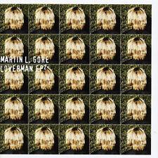 MARTIN GORE - LOVERMAN EP2 [BONUS DVD] NEW CD