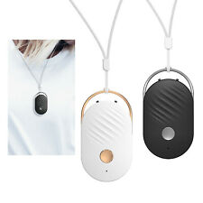 Air Purifier USB Portable Personal Wearable Necklace Negative Ionizer Anion Air-