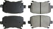 StopTech Disc Brake Pad Set Rear Centric for Volkswagen CC, Audi A3 / 309.11080