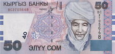 Kirgistan / Kirgisistan / Kyrgyzstan 50 Som (2002) Pick 20 (1)