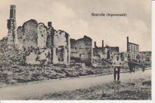 Binarville (Argonnenwald) Häuser feldpgl1915 201.007