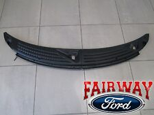 09 thru 14 F-150 OEM Genuine Ford Parts Cowl Panel Grille Set w/ Seals RH & LH
