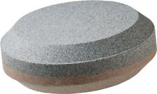 "Lansky Puck Sharpener LSPK 3"" diameter dual grit carbide sharpening stone measur"