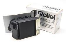 Rollei Beta 4 Automatic Electronic Flash - Boxed & Manual, UK Dealer
