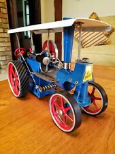 Steam Traction Engine Model by Wilesco Old smokey.