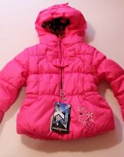 Toddler Girl 2T Pink Zero Xposur Heavyweight Winter Coat Jacket MSRP: $80 NEW