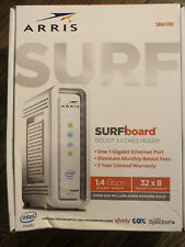 Arris SURFboard SB6190 Gigabit Ethernet Cable Modem - 1.4 GBPS