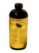 DAMIANA ELIXIR TONIC 16oz ENERGY HEALTH BOOSTER VITAMIN B 12 CALLED LOVERS DRINK