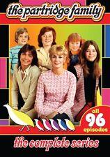 THE PARTRIDGE FAMILY COMPLETE SERIES Sealed New DVD Seasons 1-4 Season 1 2 3 4