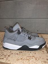 Kids Jordan Cool Grey 4's Size  3y