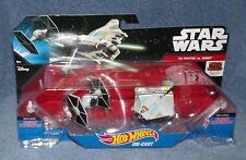 HOT WHEELS STAR WARS TIE FIGHTER VS GHOST SET DIE-CAST