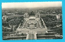 Parigi panorama del palazzo di Chaillot - Foto Guy - Bella - 25103