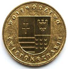 Poland 2 zloty 2005 Swietokrzyskie (Województwo świętokrzyskie) UNC (#908)