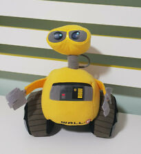 DISNEY PIXAR WALL-E WALLE CHARACTER PLUSH TOY! SOFT TOY ABOUT 19CM TALL KIDS TOY
