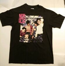 Vintage New Kids on the Block 1990 Magic Summer Tour Concert Hanes (Xl)T- Shirt