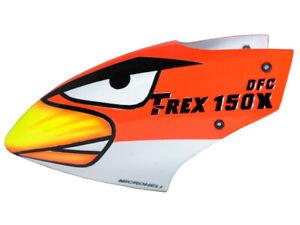 Align Trex 150X Canopy - Angry Bird Fiberglass Canopy - Upgrade by MicroHeli