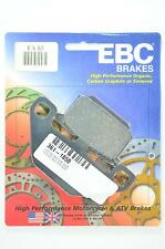 Standard Organic Brake Pads EBC FA85 for Kawasaki Motorcycle Applications