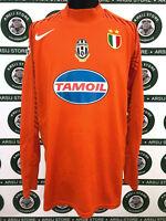 Maglia calcio JUVENTUS BUFFON TG XL 05/06 shirt trikot maillot jersey PORTIERE