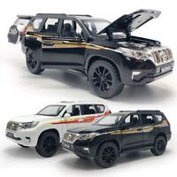 1:32 Toyota Land Cruiser Prado SUV Die Cast Modellauto Spielzeug Model Sammlung