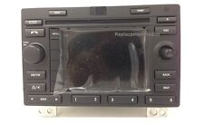 Ford Expedition navigation CD radio. In-dash OEM nav GPS stereo