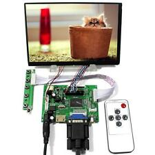 For tested HDMI VGA 2AV controller Board 7 inch 1280*800 N070ICG-LD1 IPS LCD