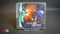 CHAOS CONTROL PHILIPS CD-I GAME COMPLETE PAL FAST AND FREE UK POSTAGE