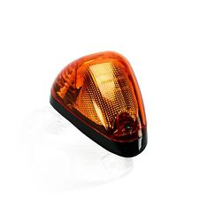 Recon Black/Amber LED Cab Roof Light (1-Piece) for 99-16 Ford Super Duty