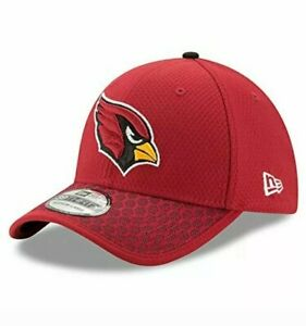New Era 39Thirty Cap - NFL 2017 Sideline Arizona Cardinals Color Red