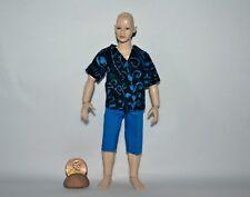 """Handmade Heidi Ott Sz Miniature Doll Clothes~1:12~Fit Movable Heidi Ott 6"""" Male"""