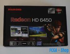 Diamond AMD Radeon HD 6450 PCIE 1GB DDR3 VGA/DVI/HDMI Low Profile Video Card