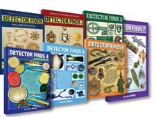 Detector Finds books 1-7 **UK P&P FREE**