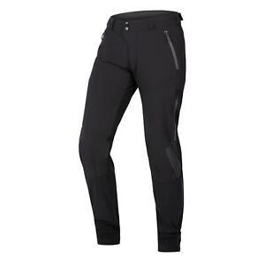 Endura MT500 Womens Spray Trouser II In Black Size Small