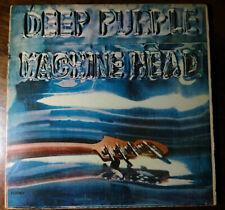 Deep Purple – Machine Head Spanish Version Odeon 1972