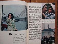 Oct. 5-1963 TV Guide(ELIZABETH  TAYLOR/ROBERT  FULLER/CAROL  LAWRENCE/YOGI BEAR)
