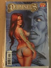 Damsels (2012) #2-A   VF/NM
