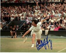 Billie Jean King signed autographed Tennis photo