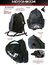 Motorcycle Backpack Helmet Casco Support Backpack Scooter Quad Bike New 36 Liter