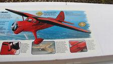 "RC Balsa Airplane Kit - Top Flite Stinson SR-6  Gold - TOPA0310 Wing-100.5"""